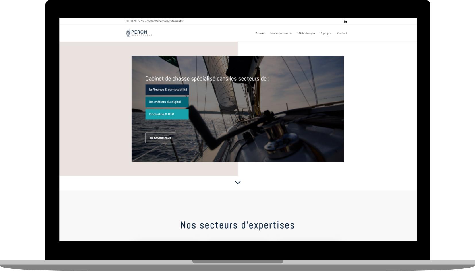 projet-webdesgin-peron-recrutement