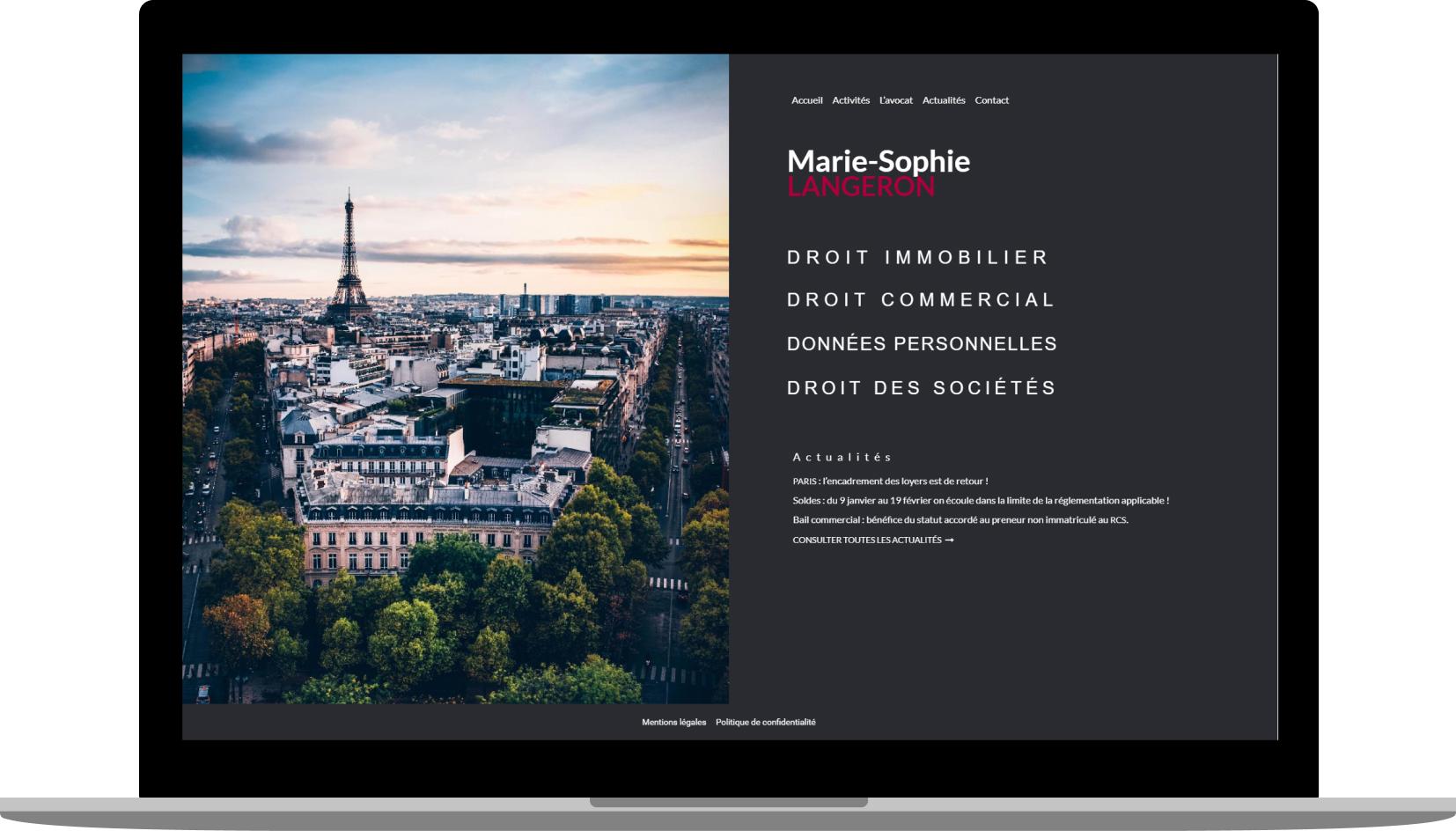 projet-marie-sophie-langeron-webdesign-conception