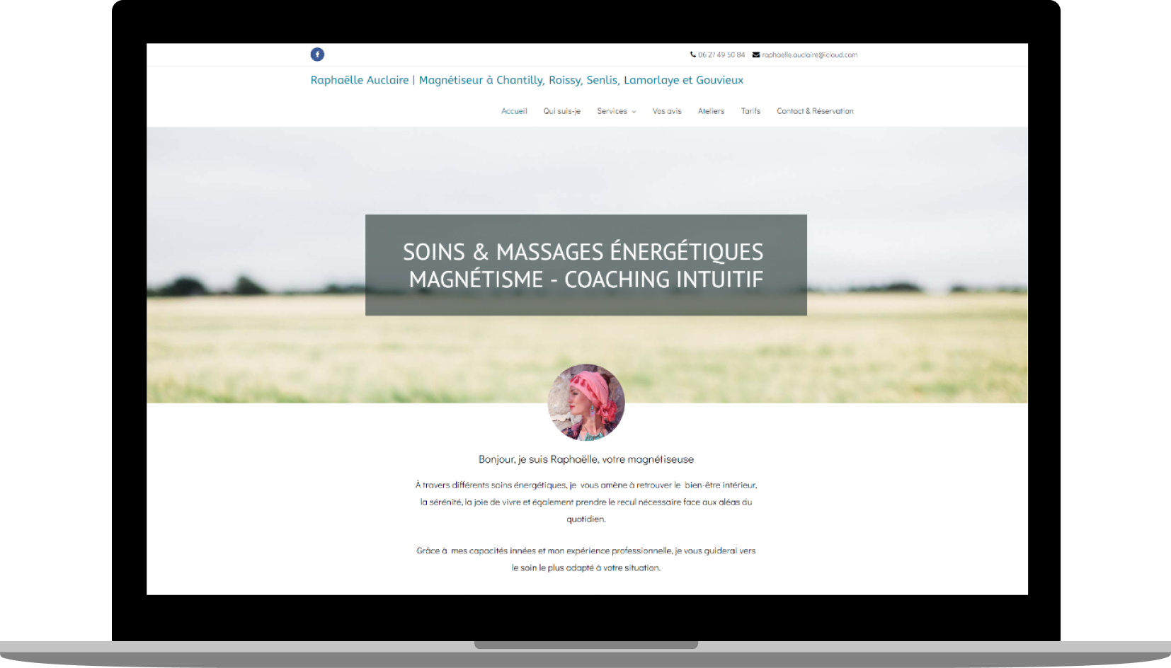 projet-webdesign-raphaelle-auclaire